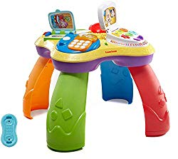 Fisher-Price Laugh and Learn Fun Activity Table Image