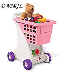 20. Toy Grocery Shopping Cart
