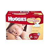 Huggies Newborn Diapers Image